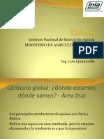 Quinua Análisis Económico Para Curso de Quinua