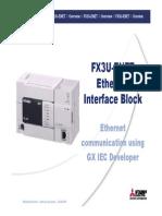 Modulya-fx3u Ethernet Eng