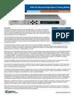 Comtech/EFData CDM-760 Modem