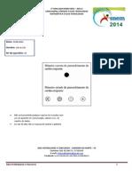 2º Simulado Enem Idea 2014.2