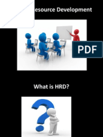 Introduction to HRD
