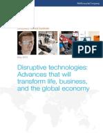 McKinsey Report - 3D printing