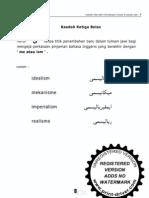 Belajar Jawi Mudah 8