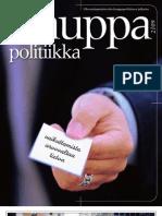 Kauppapolitiikka 2 / 2009
