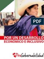 Brochure ProGobernabilidad Resultados