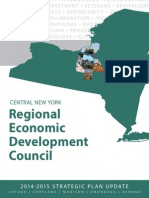 CNYREDC Strategic Plan Update 2014