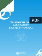 TB Biosafety Manual