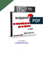 ♚ Libro Conquistala Con Certeza_11 Preguntas y Respuestas De Seducción PDF de Juan Salazar R̶̷e̶̷v̶̷i̶̷s̶̷i̶̷ó̶̷n̶̷