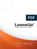 LeaseUp Brochure
