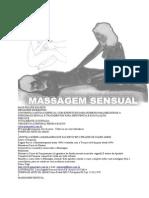 Regina Racco - Apostila de Massagem Erotica