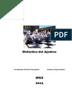 Didactica Del Ajedrez Jorge Gonzalez