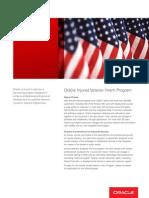 Injured Veterans Program Application 2014