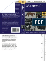 Peterson-Field Guide to the Mammals 3rdEd