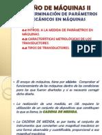 10. 04-1 Determinacion de Parametros Mecanicos en Maquinas