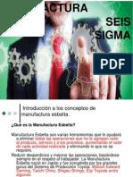 Manuf Esbelta y Seis Sigma