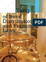Yin and Yang of Beer Distribution and Franchise Laws