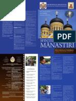 Coperta Sfintele Manastiri Moldova
