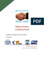 Apostila Dos Princípios de Relações Humanas e Marketing