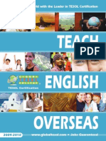Global TESOL Brochure