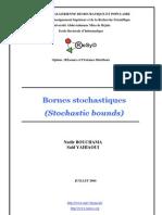 Bornes Stochastiques (Stochastic Bounds)