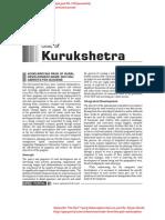 UPSCPORTAL Gist of Kurukshetra May 2014