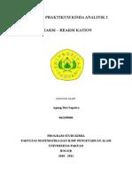 laporan kualitatif