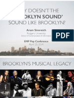 Pedro Torres Ciliberto - Brooklyn Music