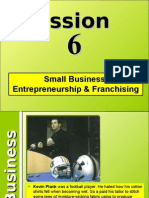 Session 6, Small Business