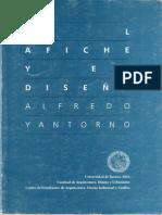 Yantorno Alfredo - El Diseño y El Afiche