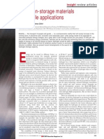Hydrogen Storage Material for Mobile Applications (11 April 2014)