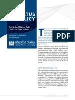The United States' Debt Crisis