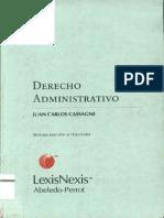 DERECHO ADMINISTRATIVO - TOMO II - JUAN CARLOS CASAGNE.pdf
