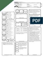 StarterSet Characters D&D 5e