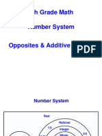 notes - number system - for students
