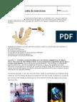 Avaliação poriferos e cnidarios