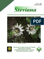Revista Steviana - Vol. Nº 5