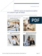 Beyond BYOD to the Optimal Experience for Any Workspace Solution Overview