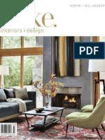 Luxe Interiors + Design Magazine - Summer 2014