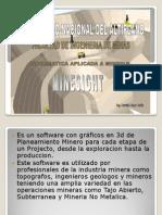 Informatica Aplicada a Mineria