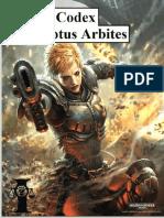 Codex Adeptus Arbites