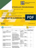 Albergues Transitorios Aip Manual 2014