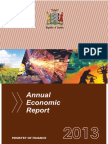 2013 Zambia Economic Report