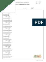 Lista de Mienbros de Mesa Distrito Aucara Elecciones Regionales y Municipales 2014