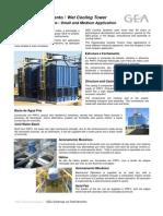 Catalogo GEA Torres Auto Portante - 2013