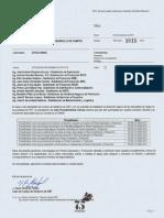 Contraincendio PG SS TC 0040 2013
