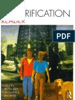 Leet Et Al the Gentrification Reader