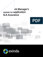 The Network Managers Guide to Application SLA Assurance