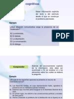 Clase 1 Presentación de La PSU de L y C. Análisis de Habilidades Asociadas
