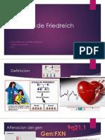 Ataxia de Friedreich