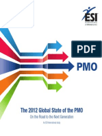 PMO Survey Report2012 AUS